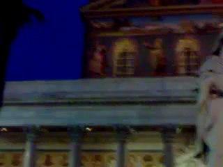 Visione con analisi della Basilica di San Paolo fuori le Mura a Roma