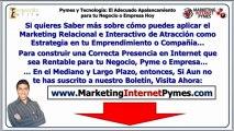PYMES Y TECNOLOGIA: Apalancamiento para tu Negocio o Empresa Hoy - (Marketing Internet Pymes ©)