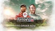 CGR Trailers – TIGER WOODS PGA TOUR 14 Legends Introduction Video