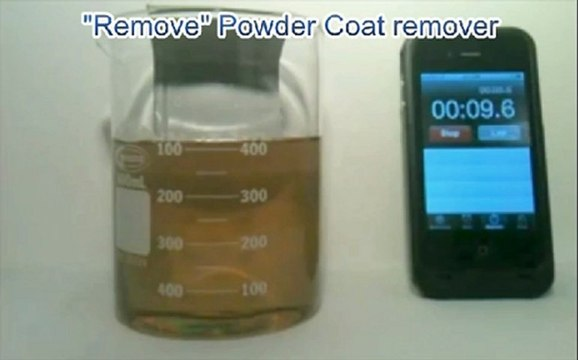 """Remove"" Powder Coating Stripper/Remover"