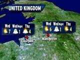 UK Weather Outlook - 01/08/2013