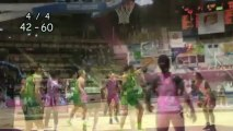 Euroligue 2012-2013 - basket féminin- Arras – Sopron