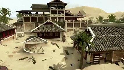 Revolution DLC Map Pack Preview de Call of Duty : Black Ops 2