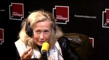 Brigitte Fossey - La matinale - 09-01-13