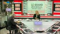 François Bujon De L'Estang et Pascal Boniface - 2 janvier - BFM : Le Grand Journal 1/4