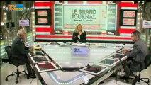 François Bujon De L'Estang et Pascal Boniface - 2 janvier - BFM : Le Grand Journal 3/4