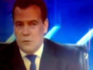 Medvedev aliens the official words spoken in my voice of the Russian President