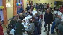 TELETHON 2012 : Randonnée à Semur en Vallon