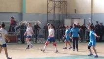 Derby Kabyle handball : CSMM Tizi-Ouzou - JS Awzelaguen