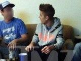 Scandale : Justin Bieber photographié en train de fumer un joint !