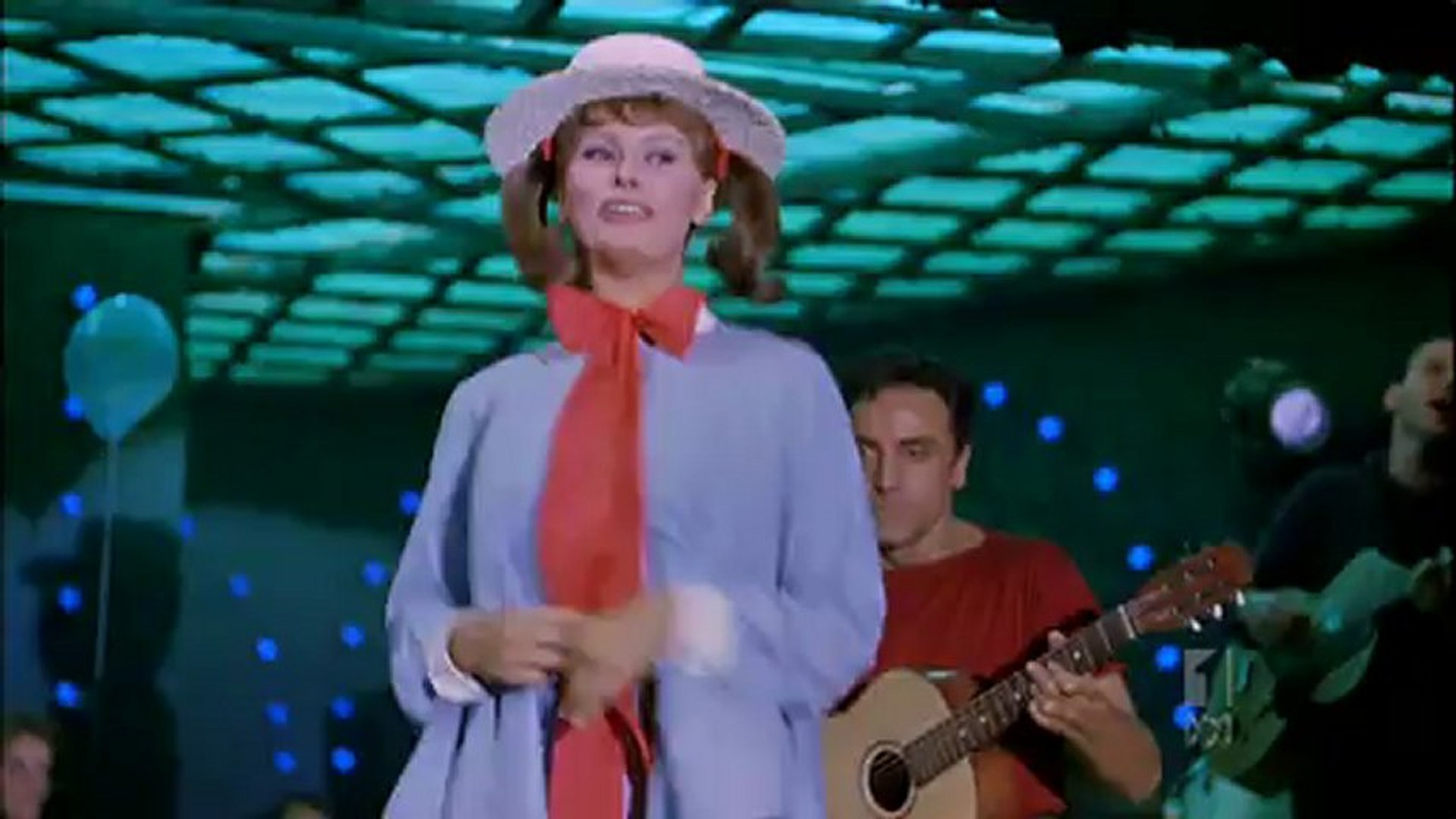 Sophia Loren - Carina - (It Started In Naples 1960)
