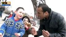 One pound fish : le poissonnier pakistanais star de la chanson est en France