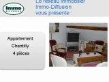 Achat Vente Appartement  Chantilly  60500