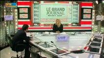 Virgin Mobile Geoffroy Roux de Bezieux / Citroën Frédéric Banzet - 9 janvier Grand Journal 1/4