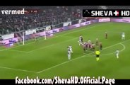 Coup-franc de Sebastian Giovinco en Coupe d'Italie face au Milan AC
