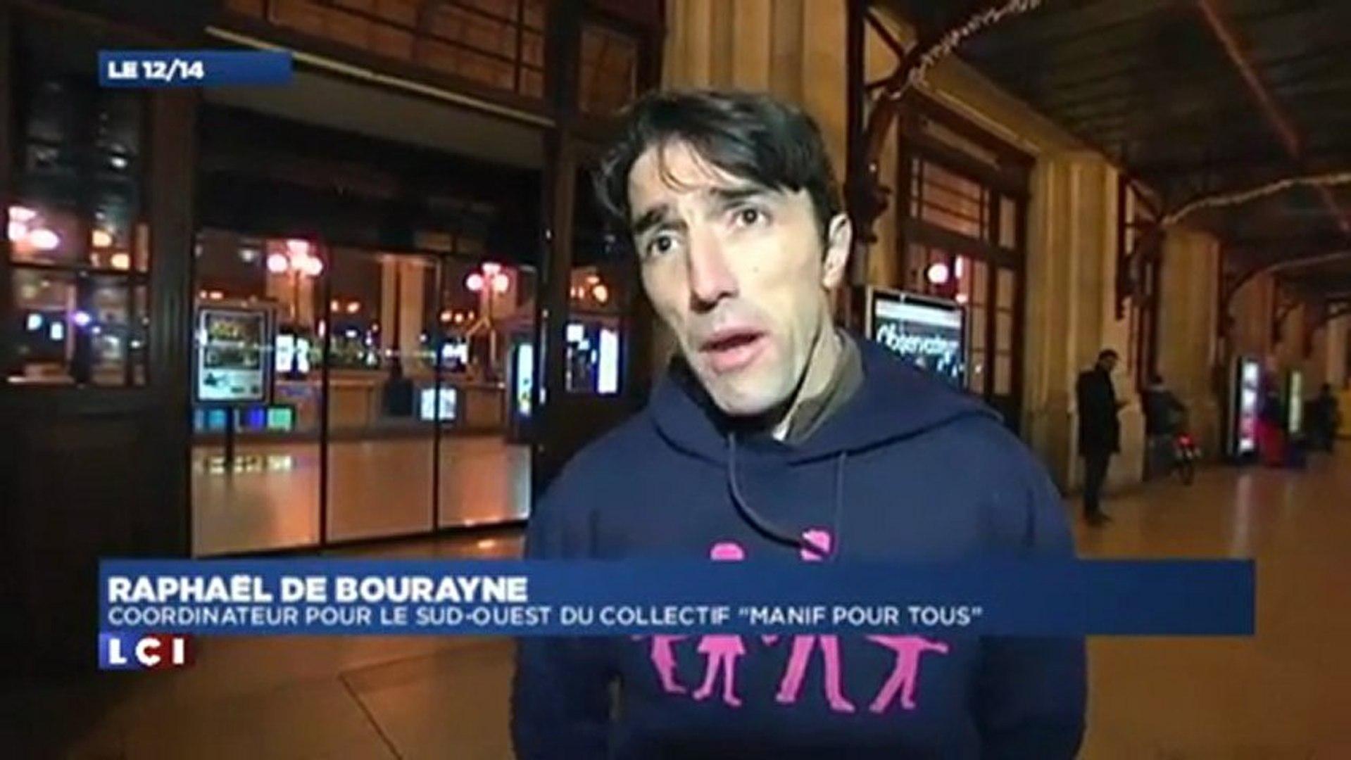 09/01/13 TF1 News La stratégie internet des anti-mariage gay en France