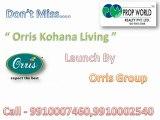 Orris Kohana Living 9811004272 Kohana Living Gurgaon Orris Kohana Living Sector 89 Gurgaon Kohana Living