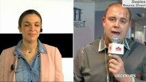 """10/01/13 : Les Experts de Bourse Direct dans l'émission """"Duplex Bourse"""" sur Décideurs TV"""
