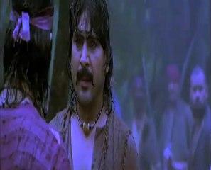 Vivek Killing Amrish Puri Scene From Kisna.mp4