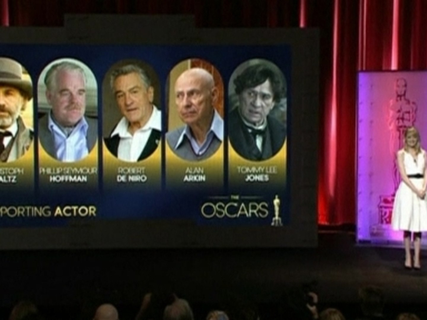 Oscars picks for best supporting actor and actress