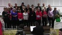 """""""Libiamo"""" La Traviata de Verdi par le chœur d'Opéra Mosset"""