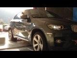 ::: o2programmation ::: BMW X6 3.0L SD 286@345cv Reprogrammation Moteur sur Banc de Puissance Cartec Marseille Gemenos PACA