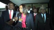 Réglementation des panneaux publicitaires: les ministres hamed bakayoko et affoussy bamba lancent l'opération de démantèlement
