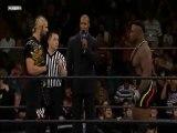 NXT's 2nd Match Of The Night: WWE NXT 1/9/13: Seth Rollins vs Big E Langston Highlights!