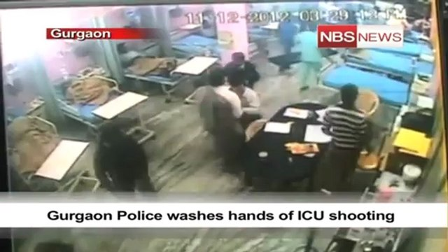 Gurgaon Police washes hands of ICU shooting.mp4