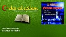 Cheik Mohamed Jibril - Sourate  Al-Fatiha - Dar al Islam