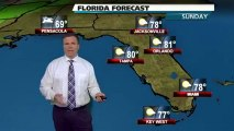 Florida Vacation Forecast - 01/10/2013