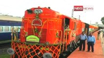 Northern Railways introduce special trains for festive season.mp4