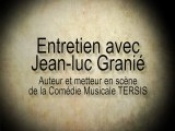 TERSIS : Jean Luc Granier, auteur compositeur