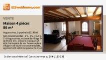 A vendre - maison - Ayguesvives, à proximité (31450) - 4 p