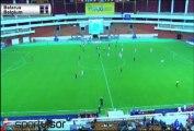 Crazy Golazo! Nikita Korzun (Belarus U18) scores from own half v Belgium