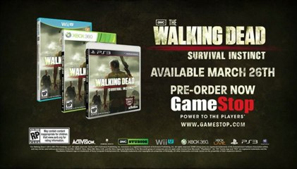 Launch Date Trailer de The Walking Dead : Survival Instinct