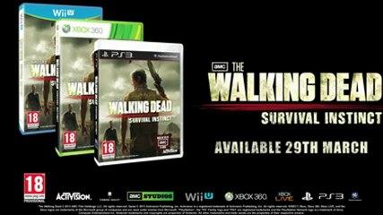 The Walking Dead: Survival Instinct - Fecha de lanzamiento