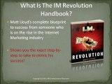 My Online Business Empire MOBE IM Revolution Review|What is IM Revolution|IM Revolution|Matt Lloyd