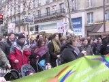 """""""Mariage pour tous"""" : les manifestants rappellent à l'ordre le gouvernement - V1"""