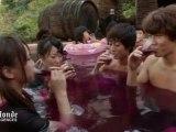 Japon : un bain de Beaujolais pour fêter le millésime 2012