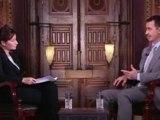Bachar al-Assad affirme qu'il restera en Syrie coûte que coûte