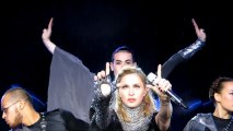 2012.07.12 - MDNA Tour Brussels - I'm Adicted (HD)