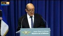 """Jean-Yves Le Drian : """"Tout laisse à penser que Denis Allex a été tué par ses geôliers"""""""