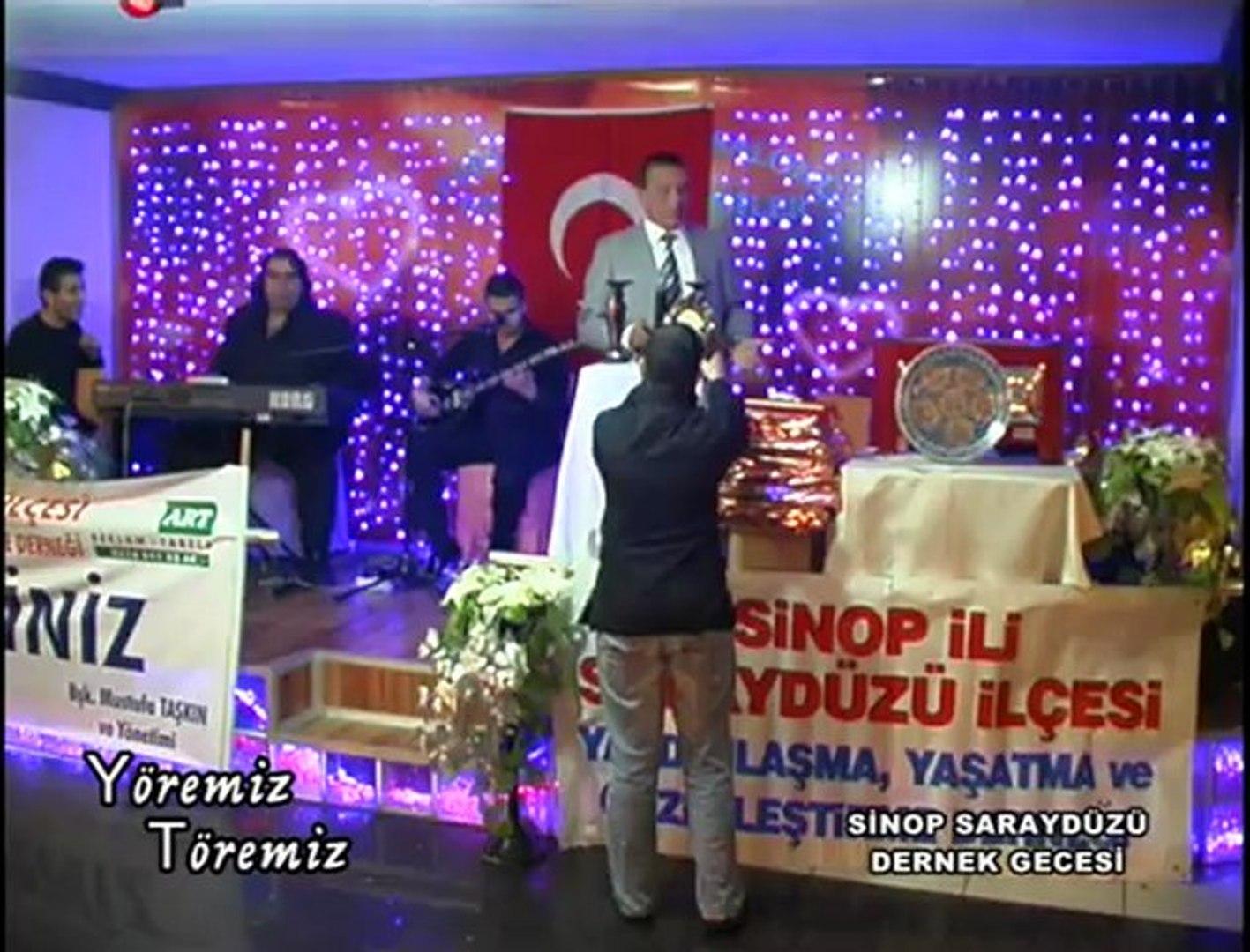 Yöremiz Töremiz - Sinop Saraydüzü Dernek Gecesi 2.Bölüm