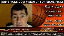 Chicago Bulls versus Phoenix Suns Pick Prediction NBA Pro Basketball Odds Preview 1-12-2013