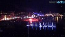 Ouverture de Marseille Provence 2013 sur le port de Marseille