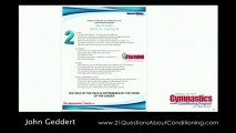 Gymnastics Conditioning-What is Gedderts Phase Conditioning