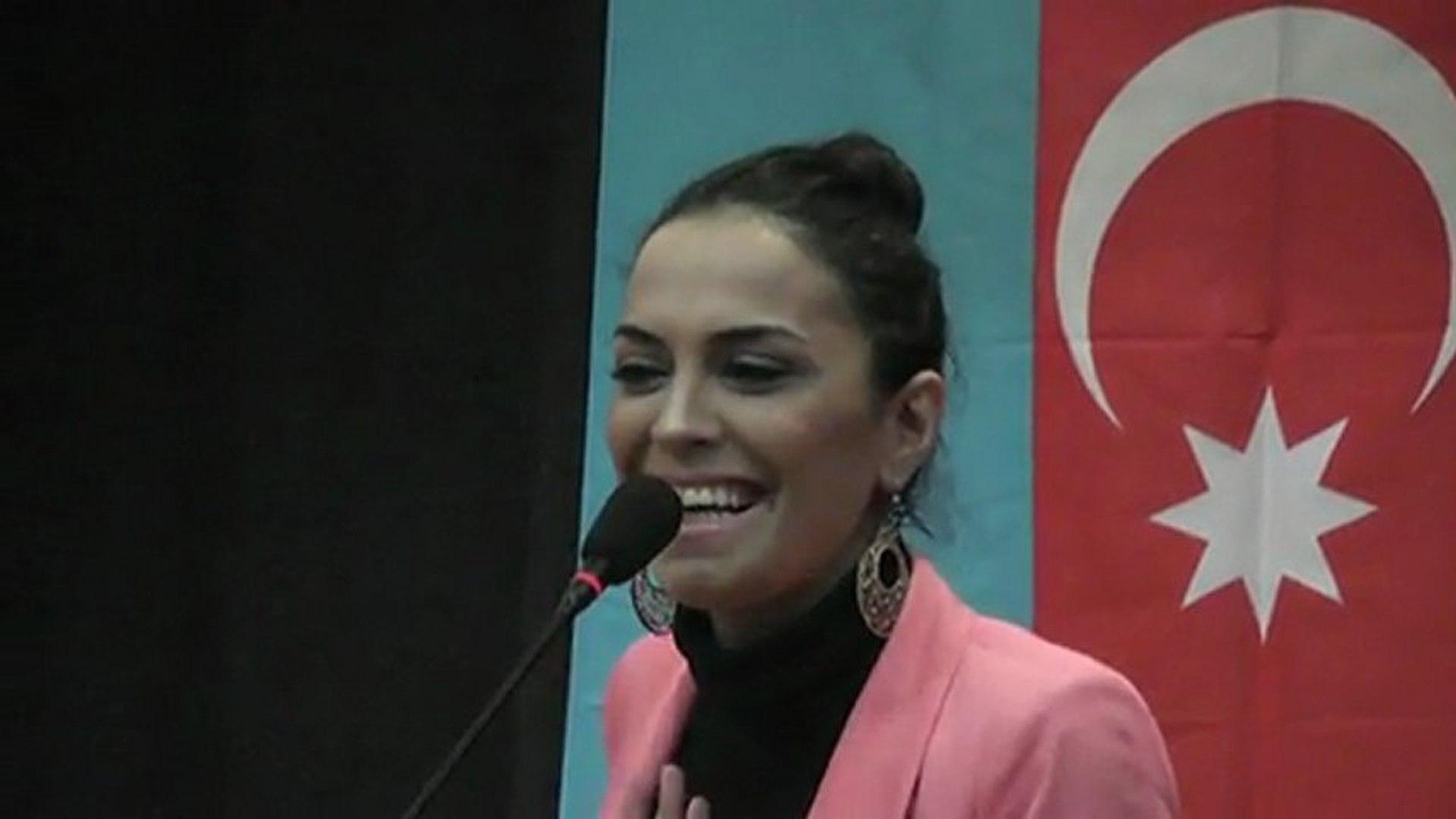 Sarı Gelin-  Azerbaycan Türküsü - Azeri Kızı