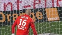 But Etienne DIDOT (28ème) - AS Saint-Etienne - Toulouse FC (2-2) - saison 2012/2013
