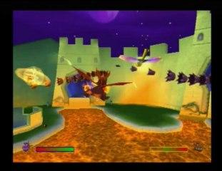 Frapsoluce Spyro 3 : Partie 13 - Usine de feux d'artificice